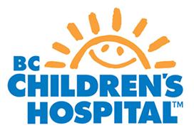 British Columbia Children's Hospital logo